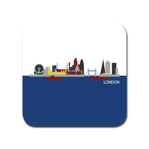 Cityscape London coaster