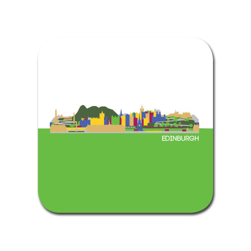 Cityscape Edinburgh coaster
