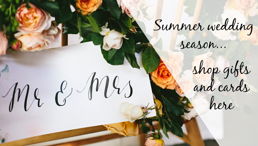 summer wedding gifts